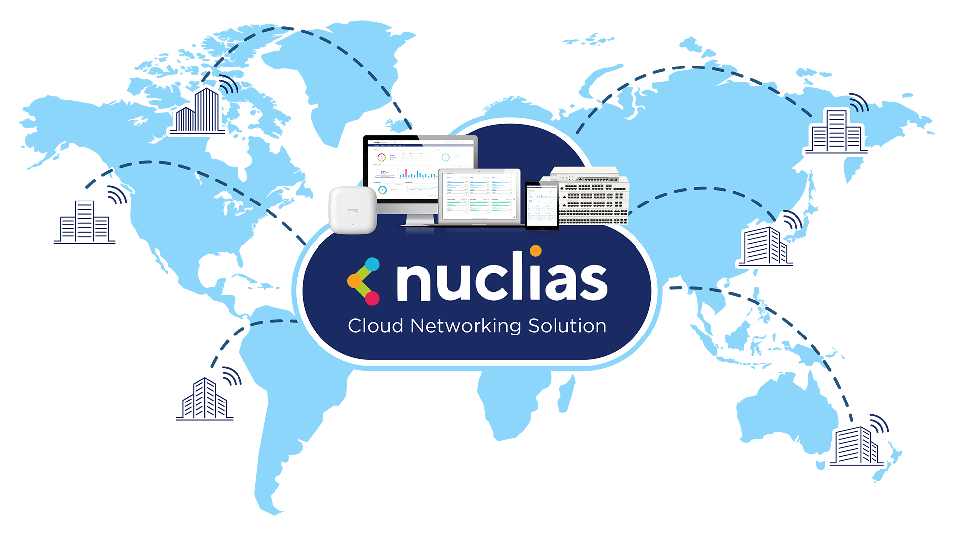 nuclias network