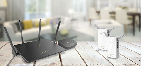 D-Link Delivers Simplified High-Speed Whole Home Wi-Fi System