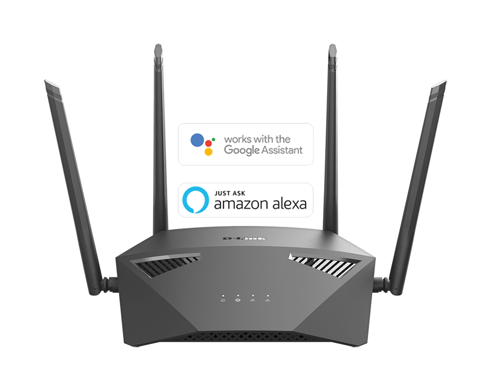 DIR-3060 AC3000 Smart Mesh Wi-Fi Router